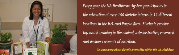 VA Dietetic Internship Programs