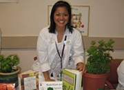 A Registered Dietitian Nutritionist